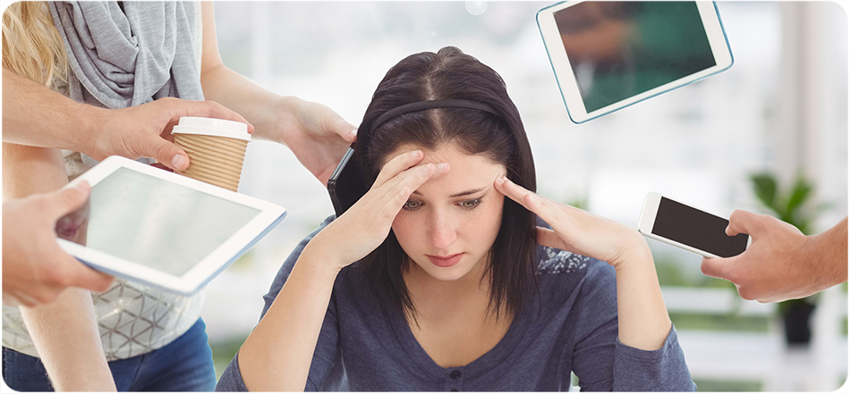 Alimentos para combatir el estrés postvacacional