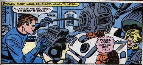Fantastic Four 43