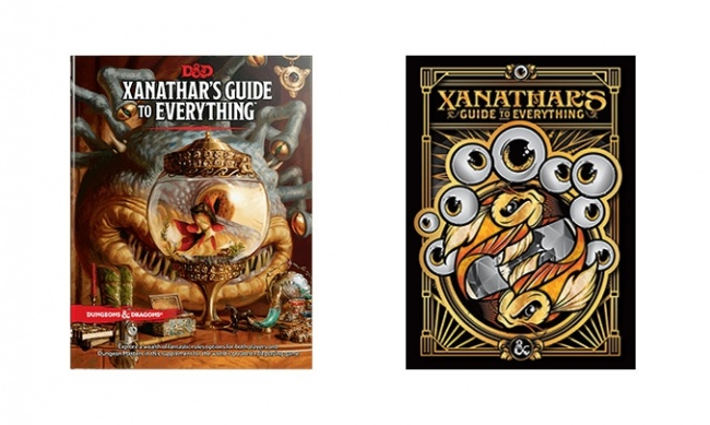 Halfling's Luck: Review: Xanathar's Guide to Everything