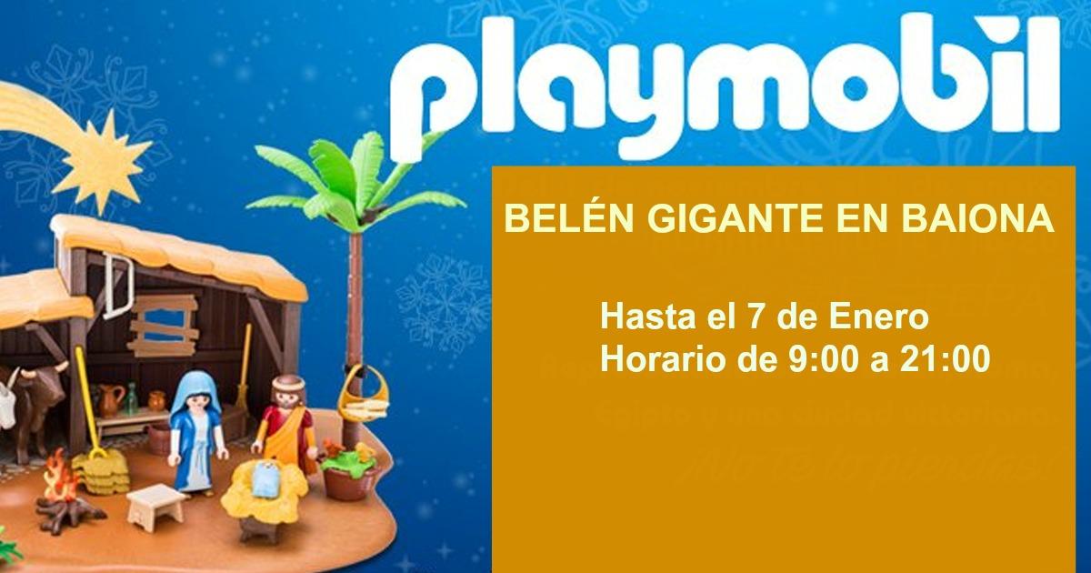 4d667fc28a2 Eventos Playmobil Navidad - Vigopeques
