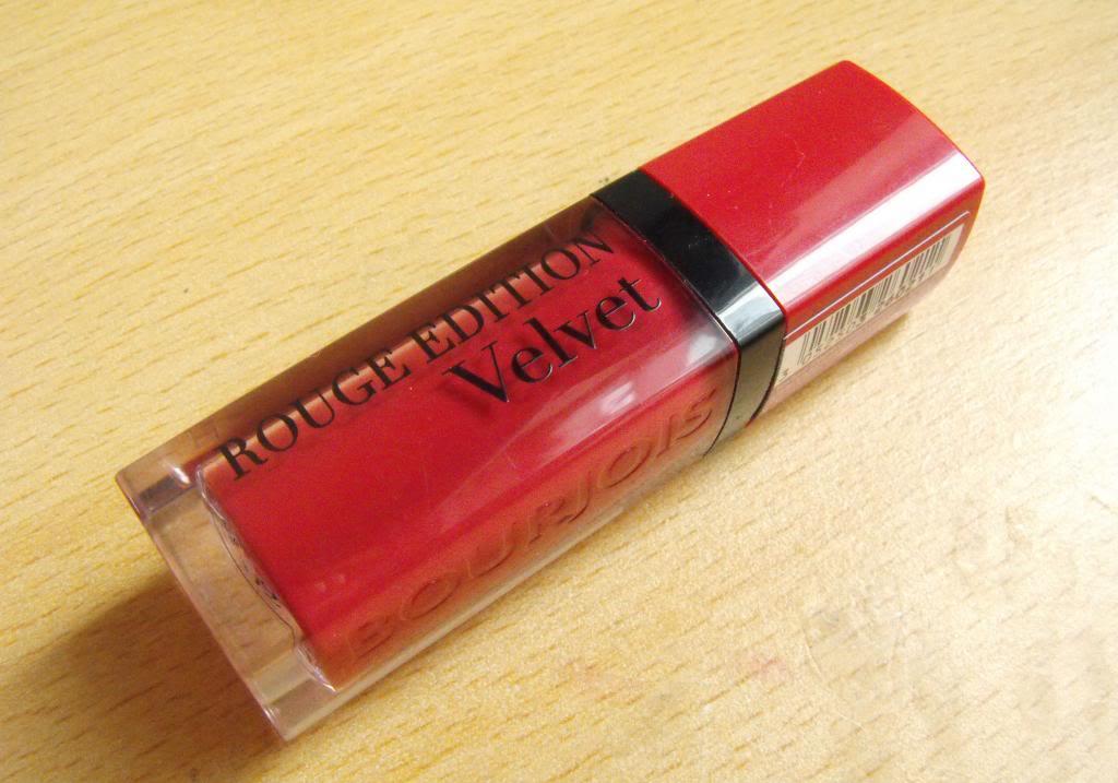 Bourjois Rouge Edition Velvet Lipstick in Frambourjoise