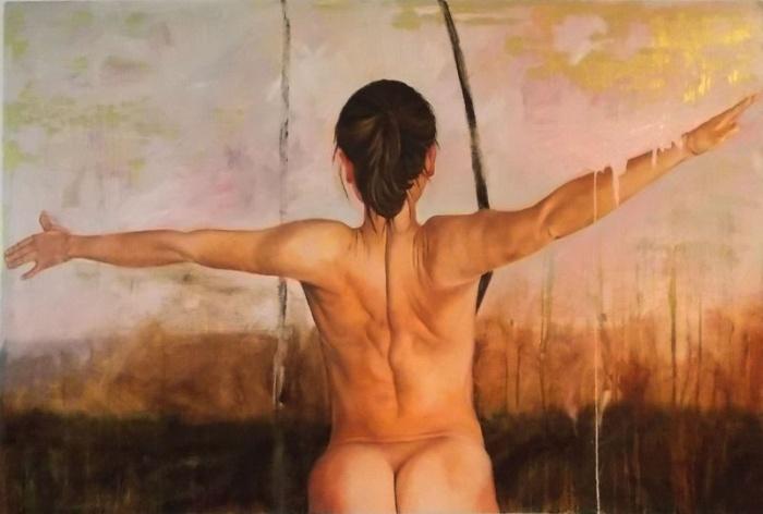 Танец случайностей. Christine Sauerteig-Pilaar