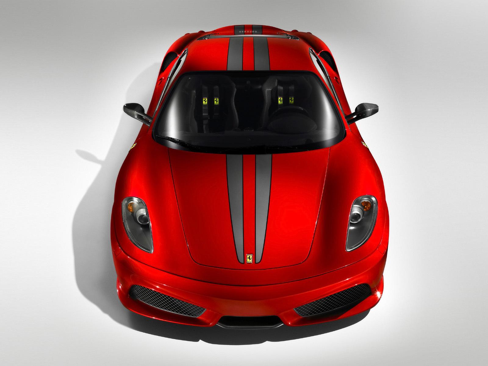 Mobil Ferrari: Gambar Mobil FERRARI F430 Scuderia 2008