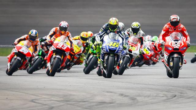 MotoGP San Marino 2016: Jadwal dan Hasil