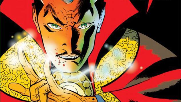 Doctor Extraño, el juramento: crítica del cómic