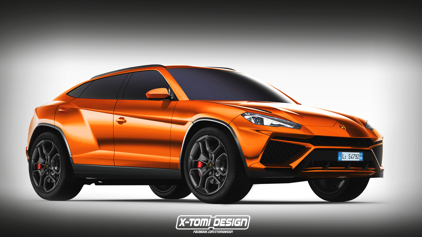 officially official lamborghini urus suv coming in 2018 to be built in sant 39 agata. Black Bedroom Furniture Sets. Home Design Ideas