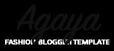 Logo Agaya Blogger Template
