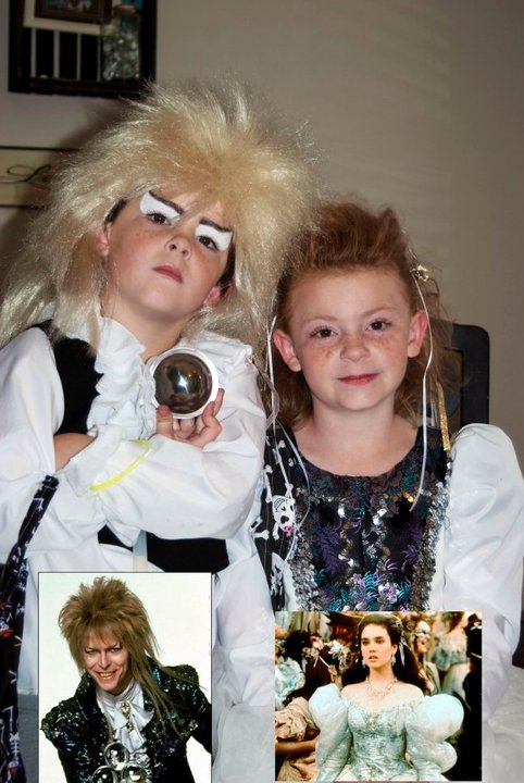 Labyrinth Family Costume