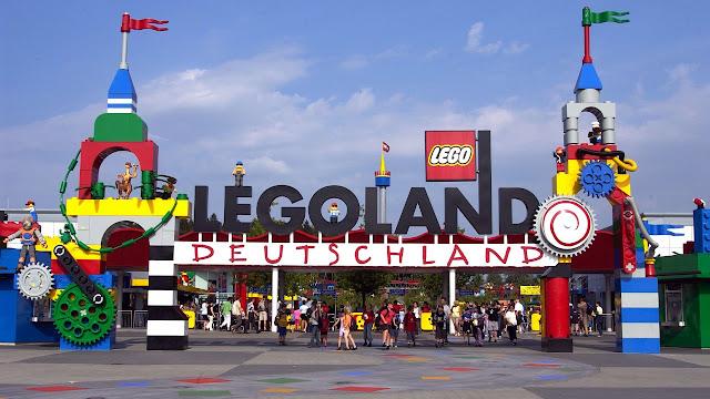 Legoland Discovery Center em Berlim