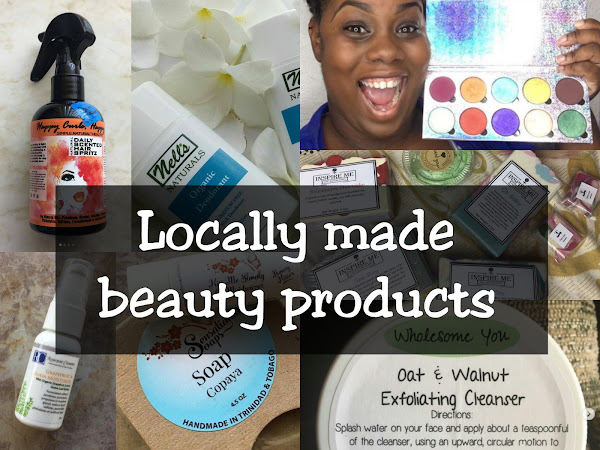 Support local? A list of locally made beauty products