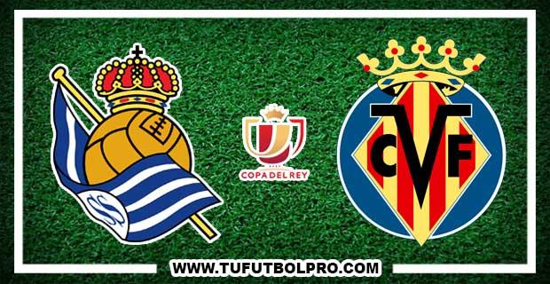 Ver Real Sociedad vs Villarreal EN VIVO Por Internet Hoy 4 de Enero 2017