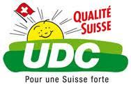 Le logo de l'UDC