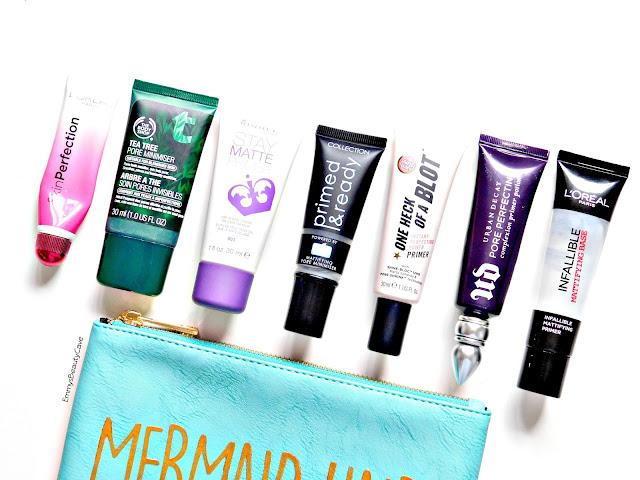 Best and Worst Primers For Oily Skin