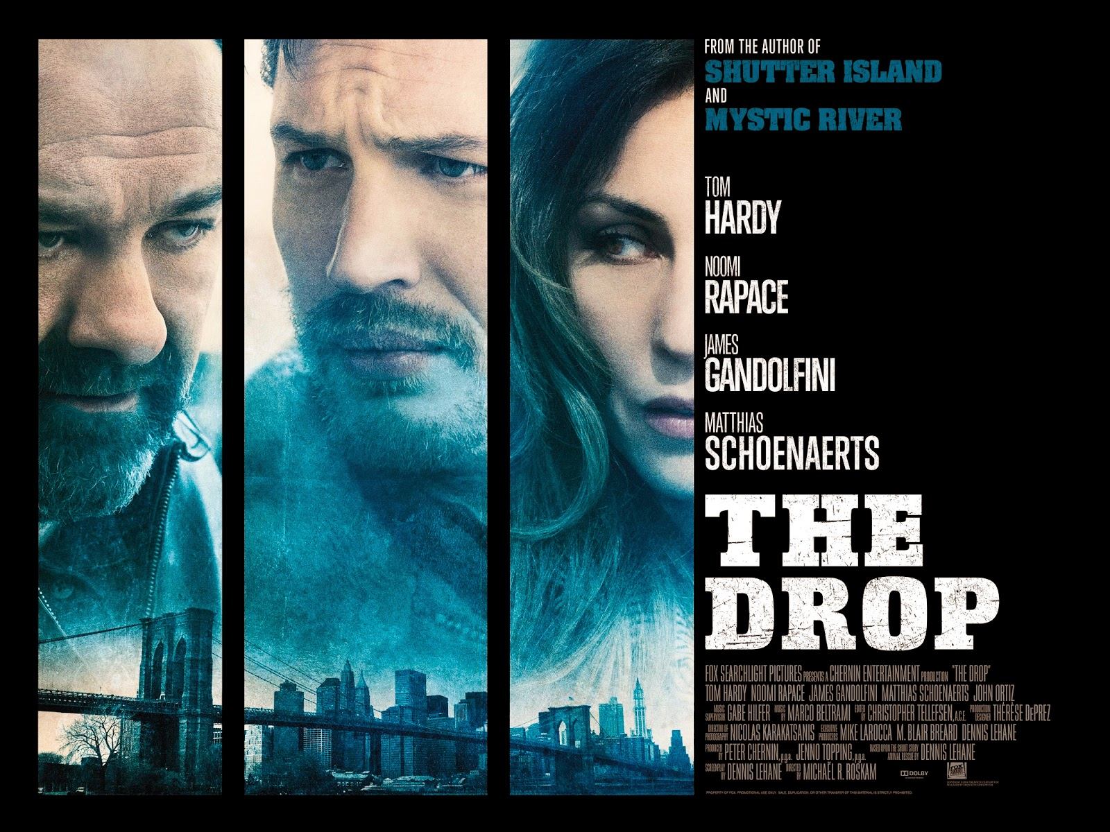 The Drop (2014) Προσεχώς ταινιες online seires oipeirates greek subs