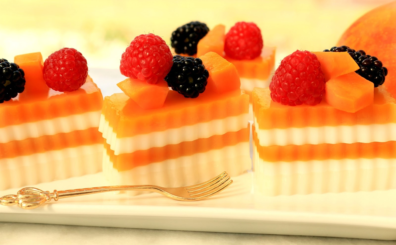 Mango Cake Recipe Uk