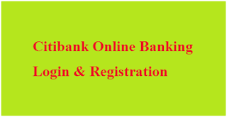 Citibank.com Login