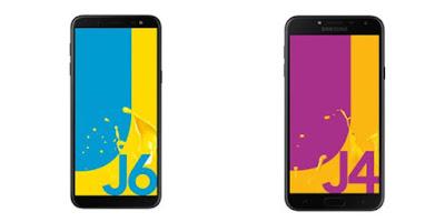 Harga Dan Spesifikasi Samsung Galaxy J4 Dan Galaxy J6