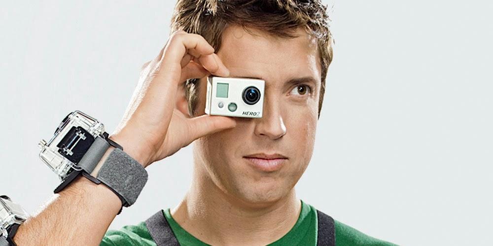 Nick Woodman El milagro de las GoPro