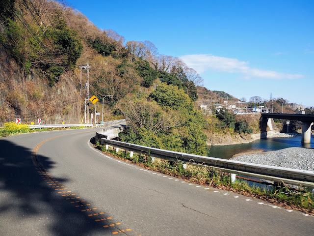 酒匂川 左岸