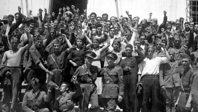 1 de abril de 1939 la Guerra Civil ha terminado, el franquismo continúa.