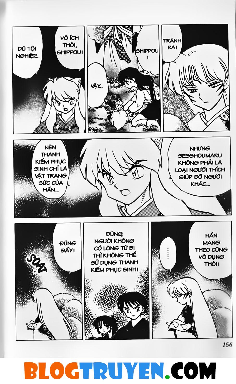 Inuyasha vol 30.9 trang 7