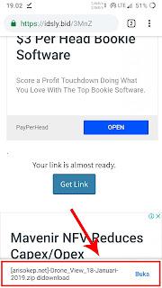 Cara Download di Arisokep Blog