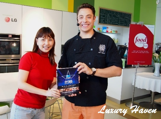 afc studio food network asia jeff mauro luxury haven