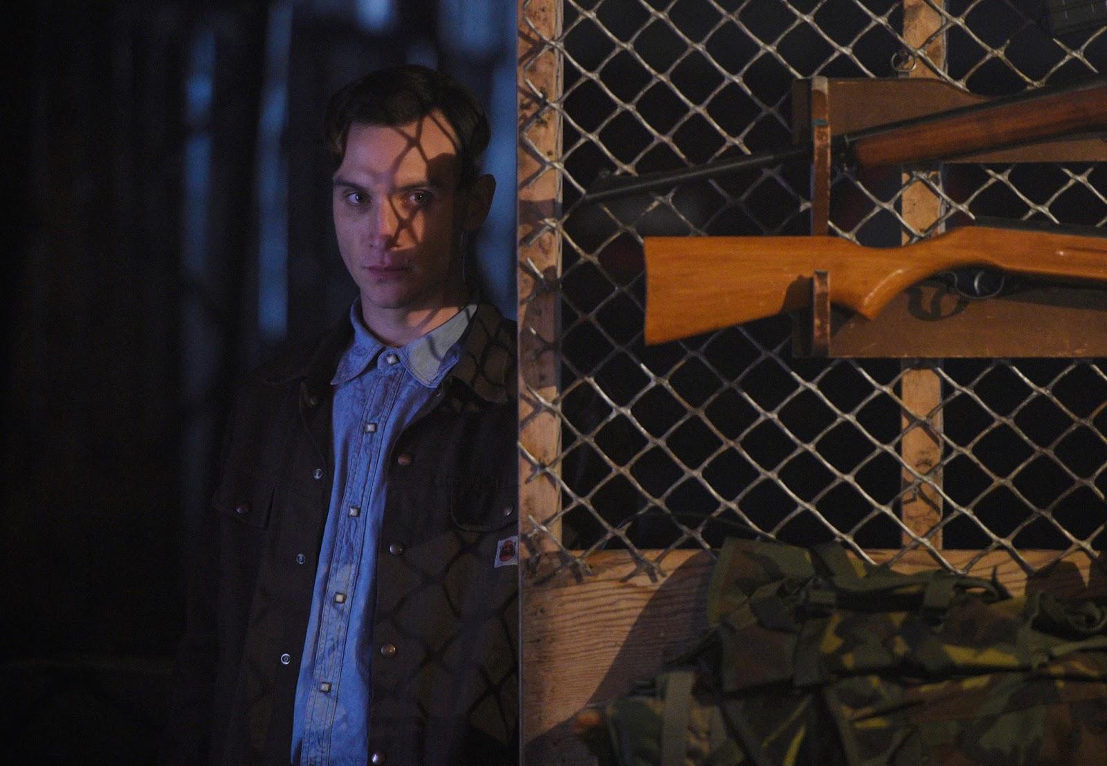 Ari Millen interpreta a Mark en la tercera temporada de Orphan Black