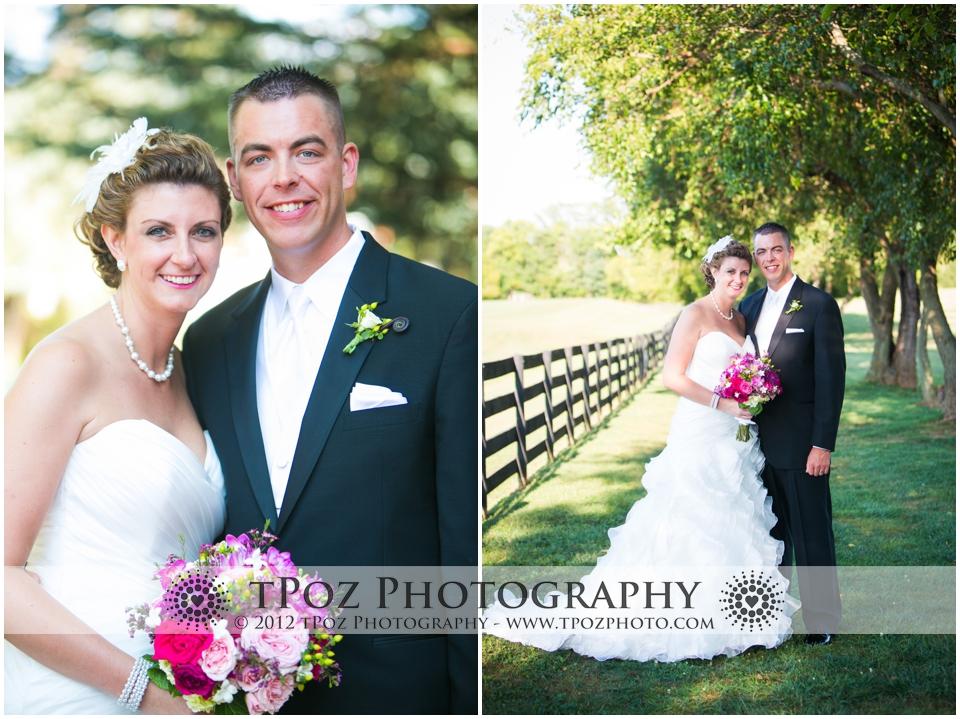 Ida Lee Park Leesburg Wedding Photos