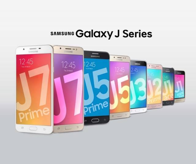 Inilah 10 Daftar Harga Smartphone Samsung Galaxy J Series Termurah Februari 2018