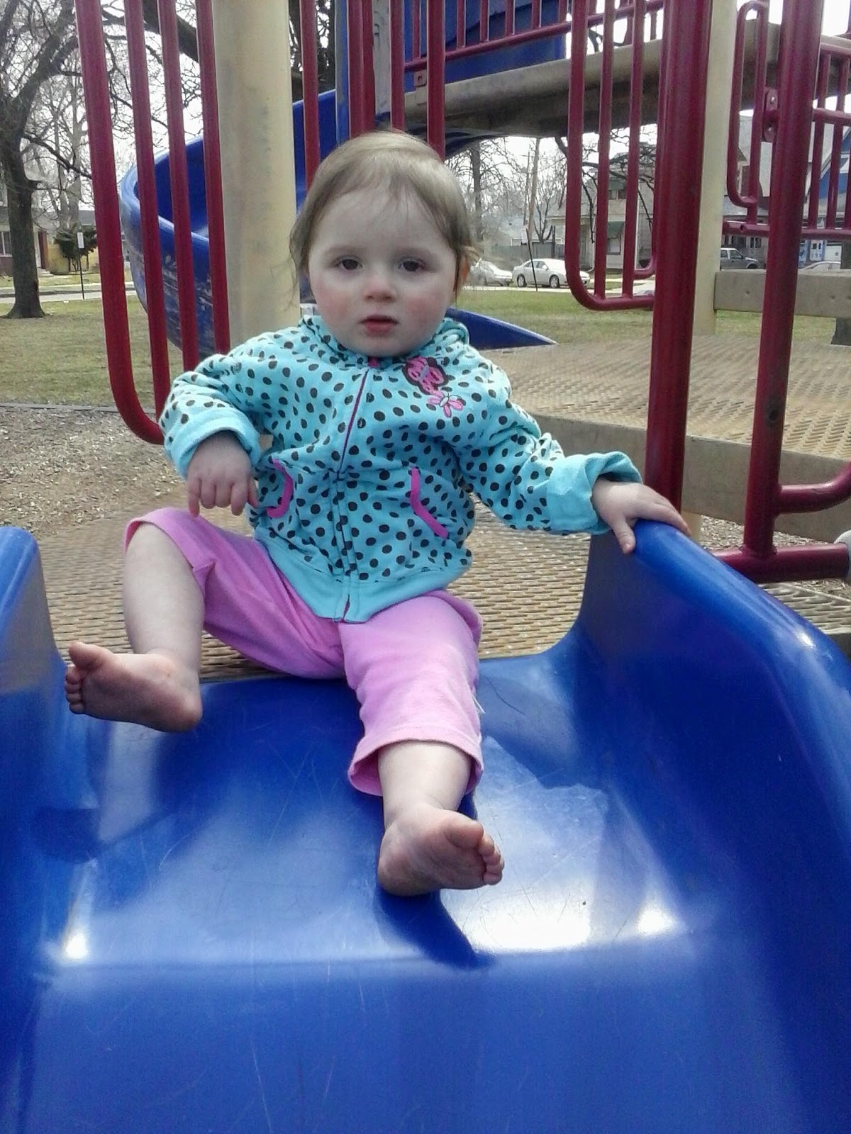 Elaina Steinfurth: Missing toddler from Toledo Found