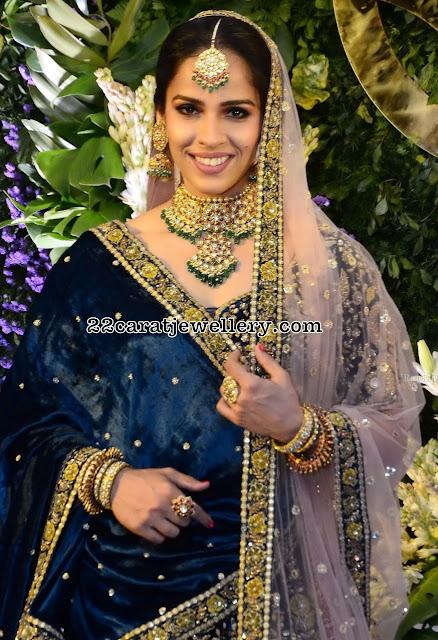Saina Kashyap Wedding Reception