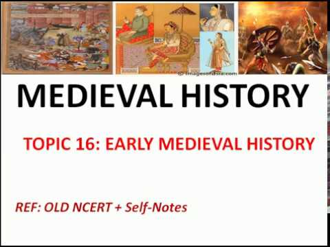 MEDIEVAL HISTORY OF INDIA, Early Medieval History, Medieval History for UPSC, Shias and Sunnis, SSC
