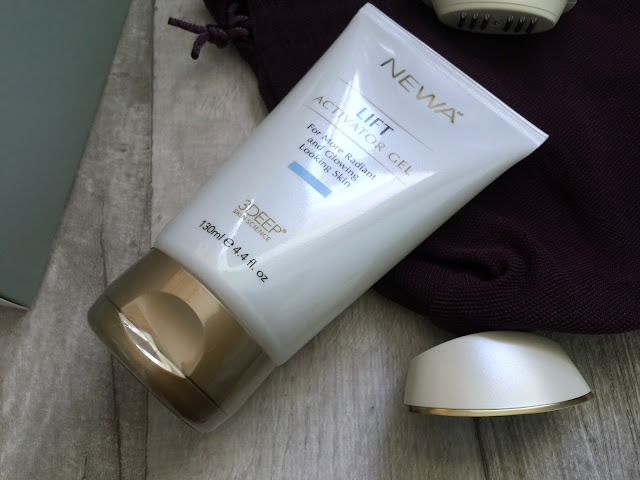 newa anti ageing lift activator gel