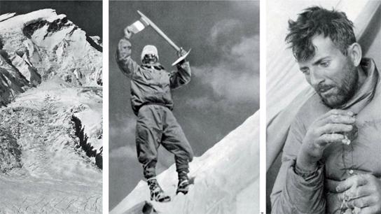 Maurice Herzog 1919-2012