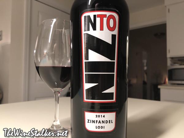 Into Zin Zinfandel 2014