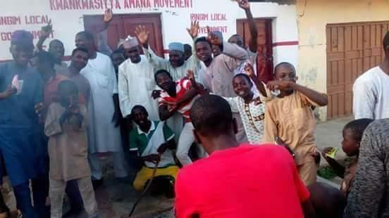 Photos: Kwankwaso