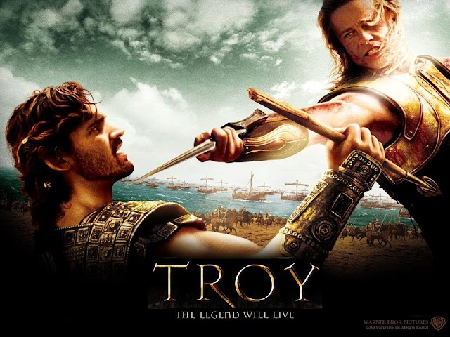 Tróia - (2004): Sinopse, Resumo e Trailer