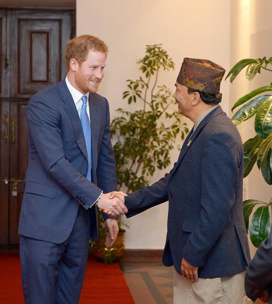 Royal Family Around The World: Prince Harry Visits Nepal