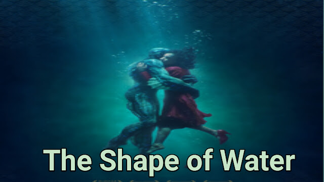 The Shape of Water movie hd