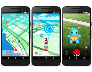 hướng dẫn tải game pokemon go