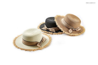 Cappelli estivi da donna