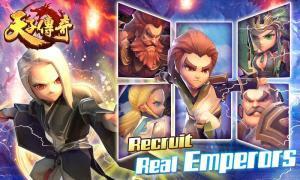 Game Emperor Legend v1.1.1 MOD Apk