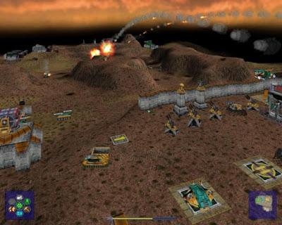 Videojuego Warzone 2100