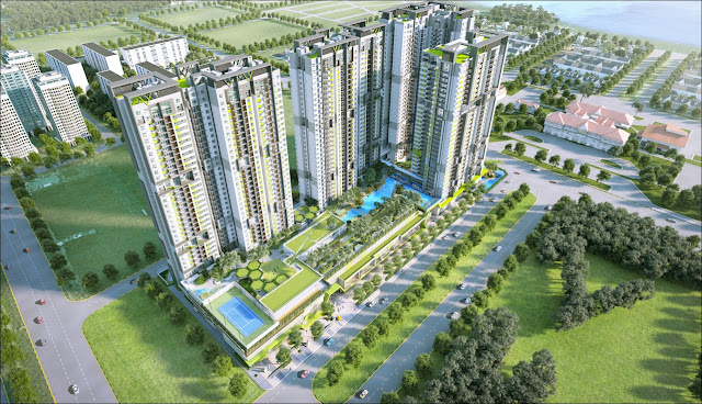Vista Verde apartment for rent in District 2 HCMC