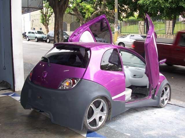 tuning car extreme brasil ford ka um carro muito bom para ser customizado. Black Bedroom Furniture Sets. Home Design Ideas