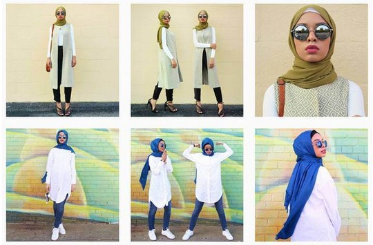 30 Model Baju Muslim Ootd 2019
