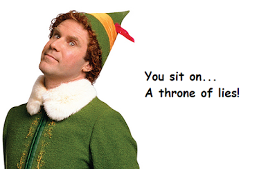 """Quotes From Elf: Throne of Lies"""