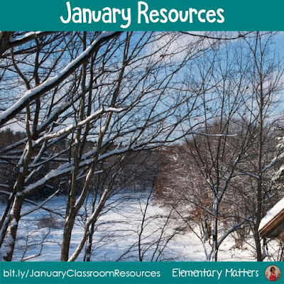 January Resources: books, videos, and resources for teachers for the month of January including winter, science, social studies, and Martin Luther King Jr.