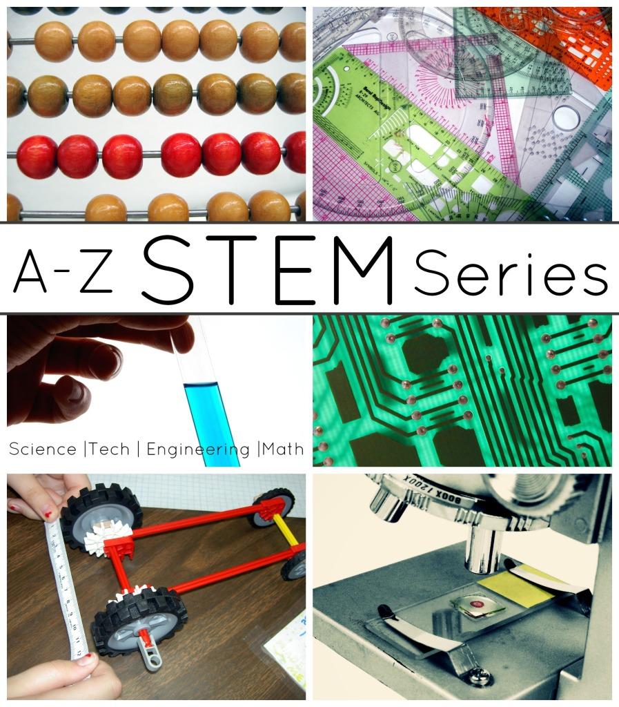 A-Z Stem Series